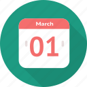 calendar, date, day, event, month, time icon