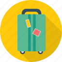 baggage, luggage, travel, trip, vacation icon