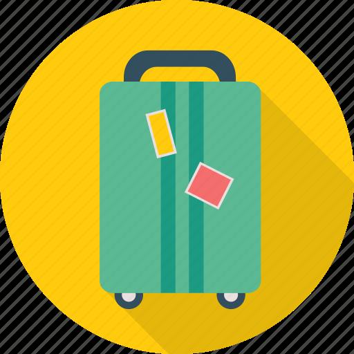 baggage, luggage, travel, trip, vacation icon
