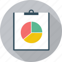 analysis, analytics, chart, diagram, report, statistic icon