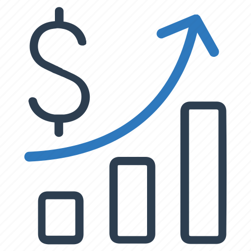 chart, growth, report, statistics icon