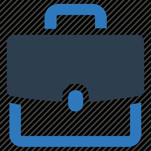briefcase, office bag, portfolio icon