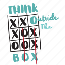 box, brainstorming, business, creativity, idea, network, social icon