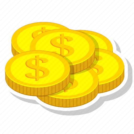 currency, dollar, exchange, sign icon