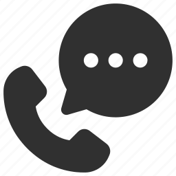 call, calling, phone call, sms, telephone, voice message icon