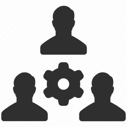 business group, cooperation, group, people, team, teamwork icon