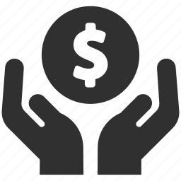 cash, coin, dollar, finance, investment, personal finance icon