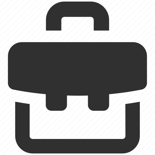 briefcase, business case, business portfolio, hand bag, portfolio, portfolio bag, suitcase icon