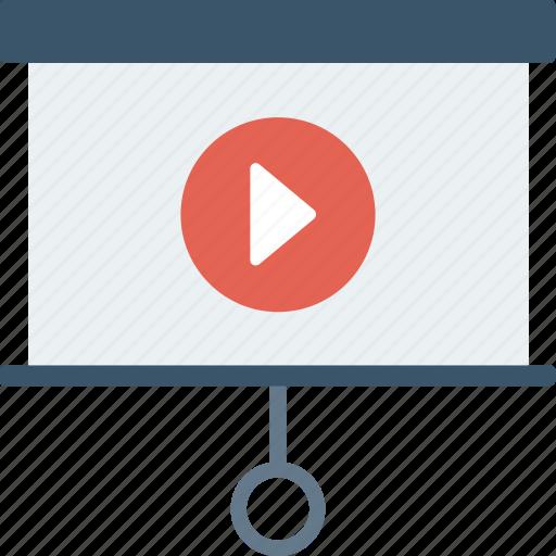 photography, presentation, record, video icon icon