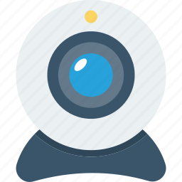 camera, chat, conference, facetime, video, webcam icon icon