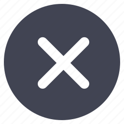 business, cancel, close, cross, delete, remove icon