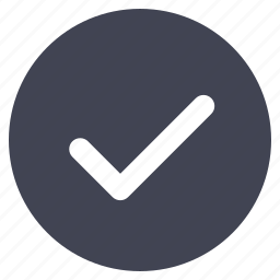 accept, approve, business, check, confirm, ok icon