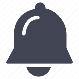 alarm, alert, bell, business, notification, ring, warning icon