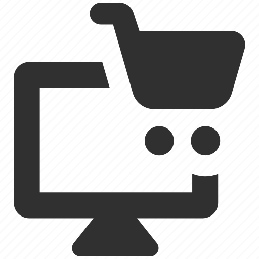 ecommerce, mobile shopping, online shopping, shopping, shopping cart, web shop icon