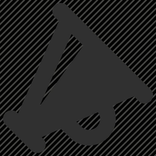 bullhorn, marketing, marketing communication, megaphone, promote, promotion icon