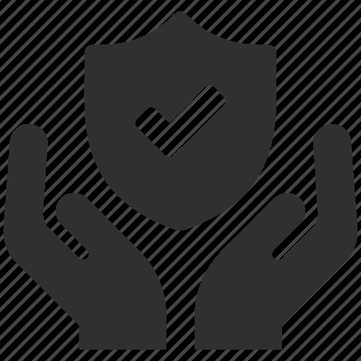 Safe, safety, secure, shield icon - Download on Iconfinder