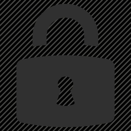 lock, locked, safe icon