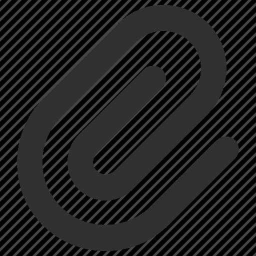 attach, attachment, clip, mail attachment, paper clip icon