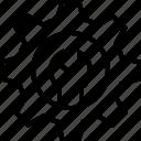 development tool, gear, maintenance icon icon