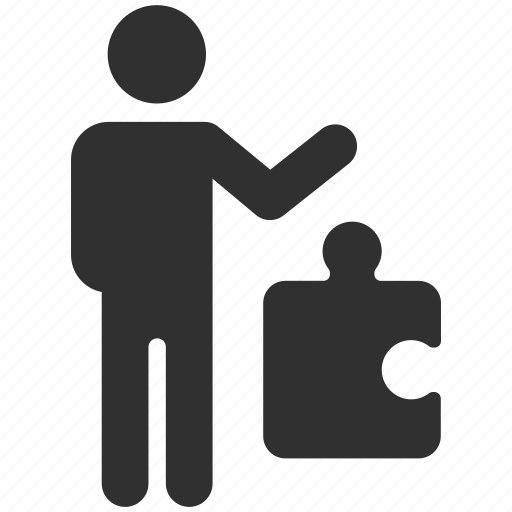 business, business solution, problem solving, puzzle, puzzle piece, solution icon