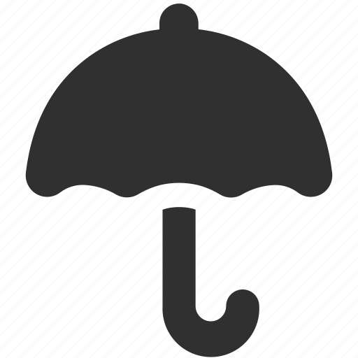 business insurance, insurance, protect, protection, safety, umbrella, umbrella protection icon