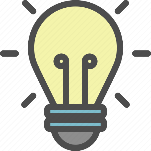 Bulb, business, idea, lamp, light icon - Download on Iconfinder