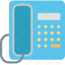 answer, call, communication, contact, phone, ring, telephone icon