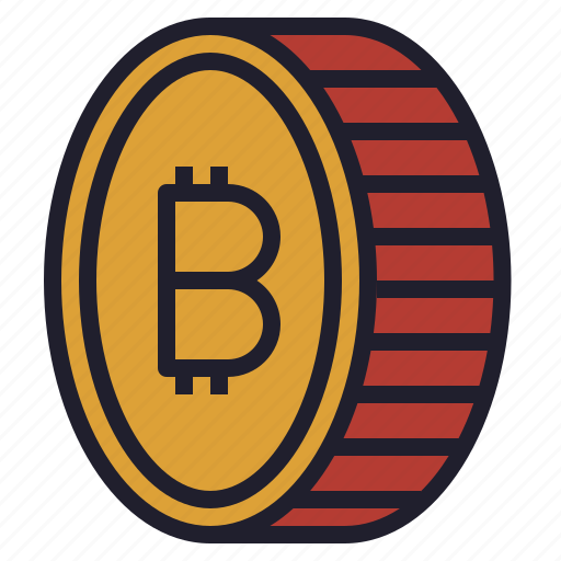 Bitcoin, cryptocurrency, currency, digital, gold, money, value icon - Download on Iconfinder