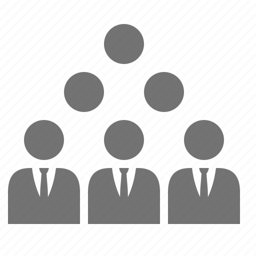 building, businessmen, co-workers, company, employees, group, team icon