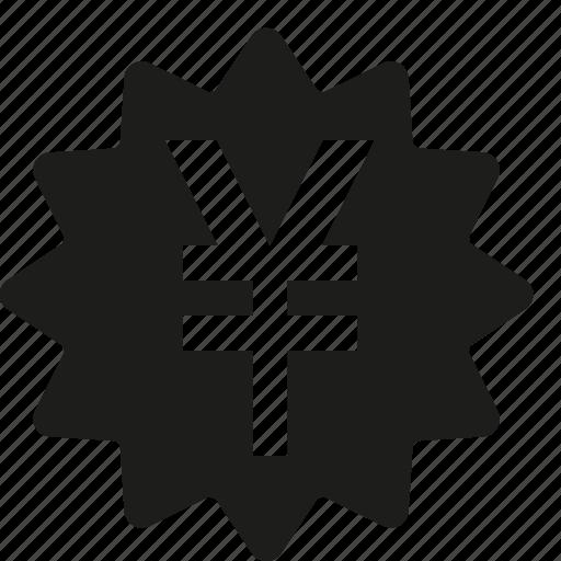 sign, yen icon