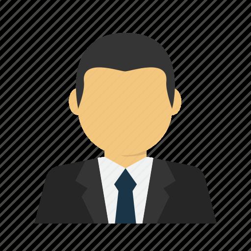 avatar, business, businessman, ceo, corporate, person icon