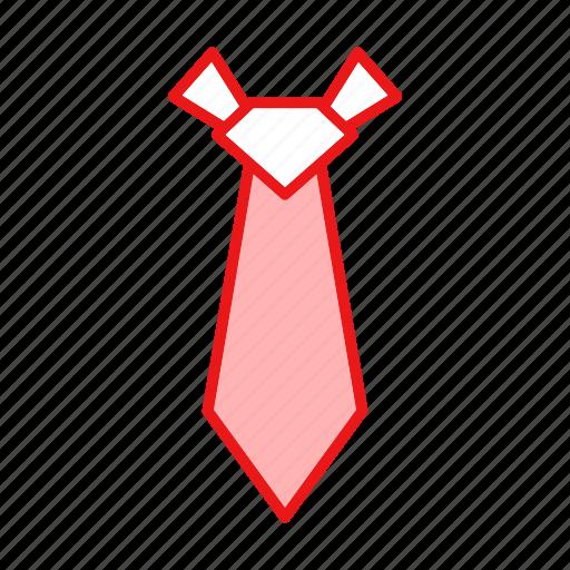 bussines, finance, marketing, necktie, tie icon