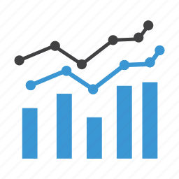 analytics, diagram, finance, finnances, graph, growth, statistics icon