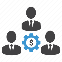 connection, connections, gear, hirearchy, options, people, settings icon