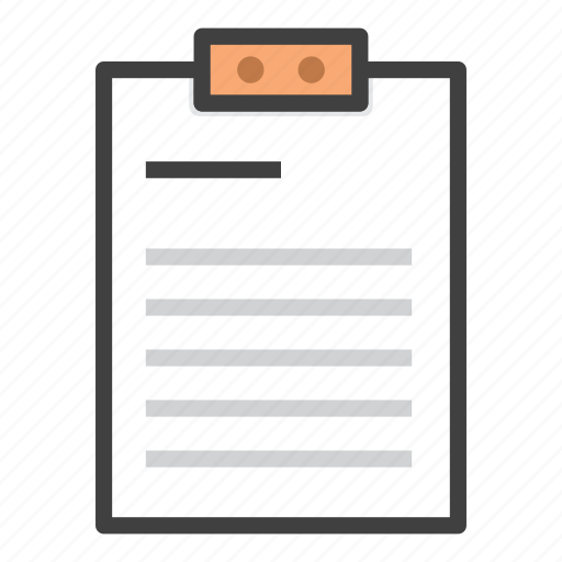 banking, business, document, finance, form, news, office icon