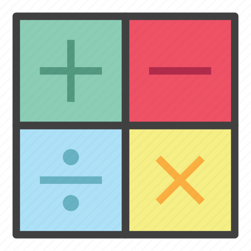 banking, business, calculator, economy, estimation, finance, mathematic icon