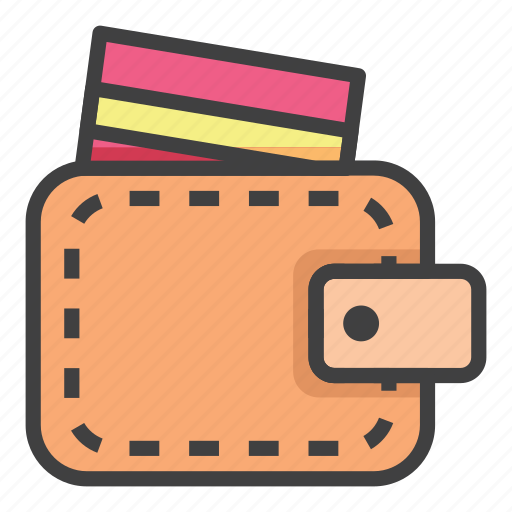 banking, business, credit card, economy, finance, payment, wallet icon