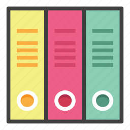 archive, banking, business, economy, files, finance, office icon