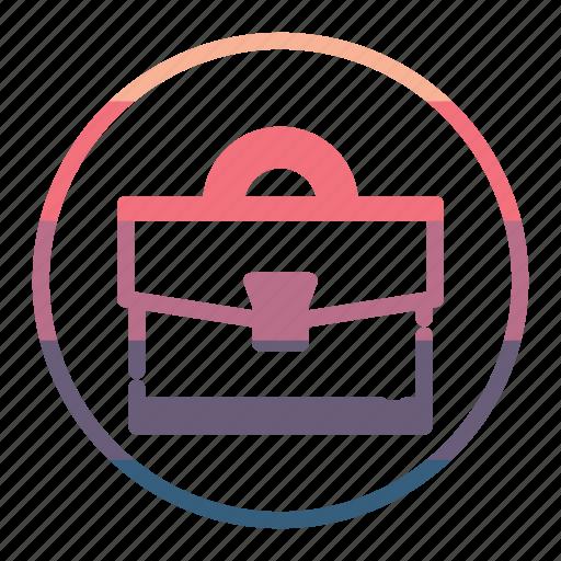 Briefcase, bag, job, portfolio, suitcase icon - Download on Iconfinder
