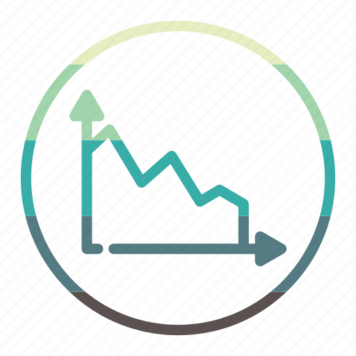 diagram, graph, growth, pie, report icon