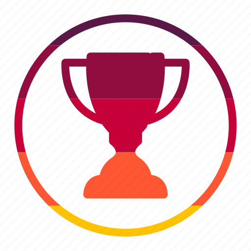 achievement, award, champion, trophy, winner icon