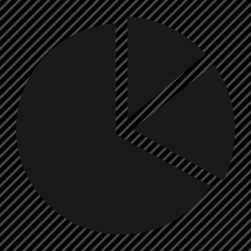 Chart, graph, percent, percentage, pie, piechart icon - Download on Iconfinder