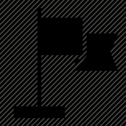 Bussiness, destination, flag, goal icon - Download on Iconfinder