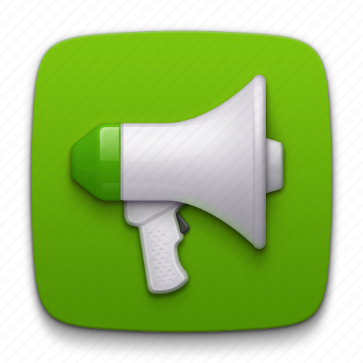 discuss, forum, megaphone, promote, speech, talk icon