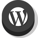 buttonz, wordpress icon