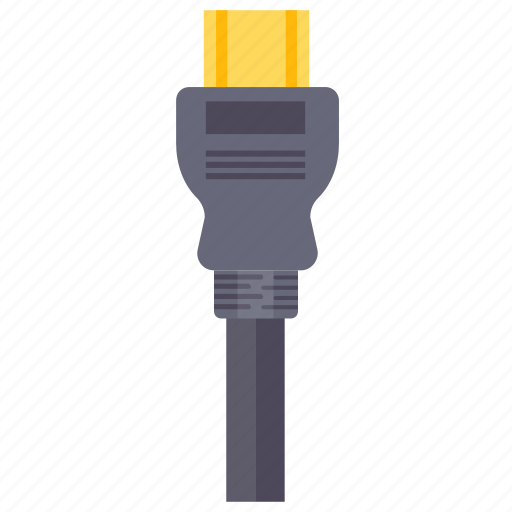 data cable, mini usb, power extension, usb cable, usb wire icon