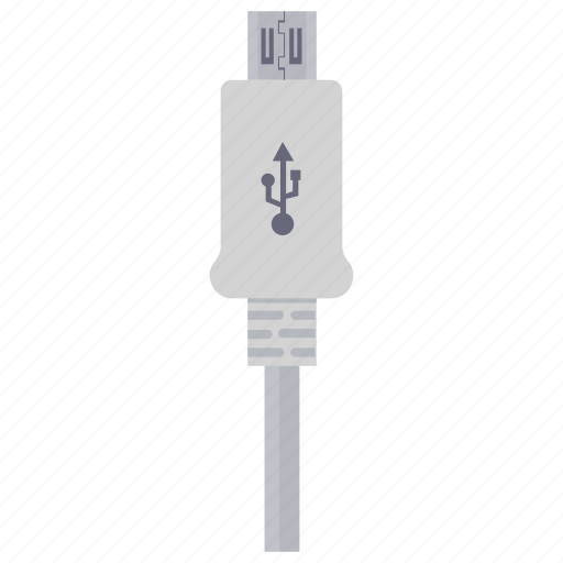 charging cable, coaxial cable, data cable, mobile cable, mobile wire icon