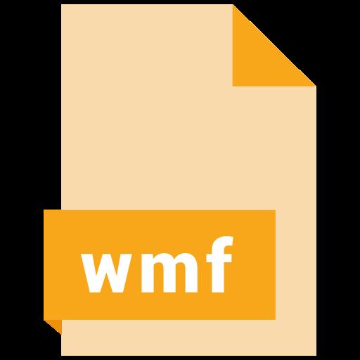 file, format, wmf icon