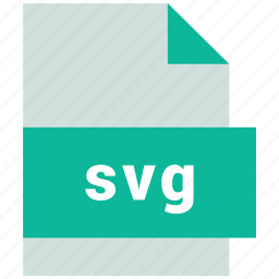 svg, vector image file format icon