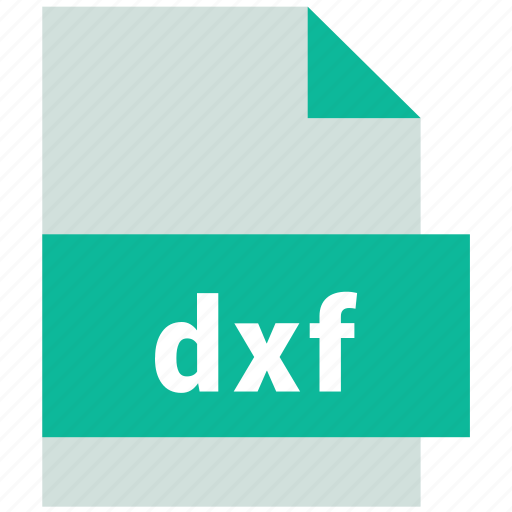 cad file format, dxf icon